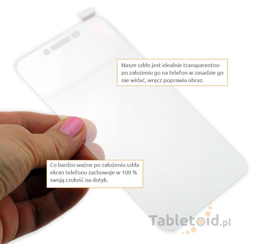 dedykowane szkło ochronne na telefon lenovo k5