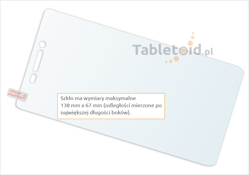 szkło hartowane na telefon Lenovo K5