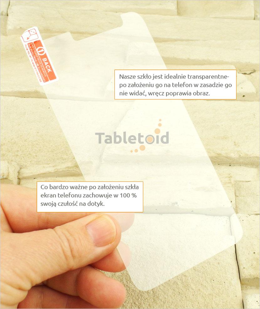 Szkło hartowane na telefon Alcatel OneTouch POP 4