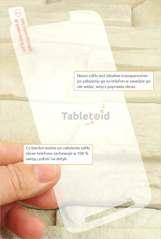 Szkło hartowane na telefon Motorola Moto E3