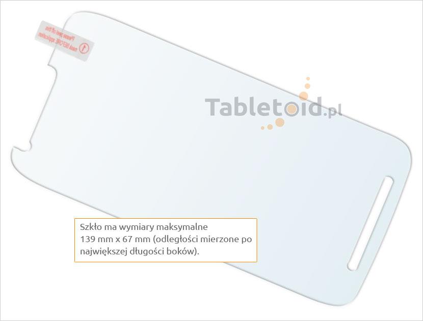 szkło do ochrony telefonu