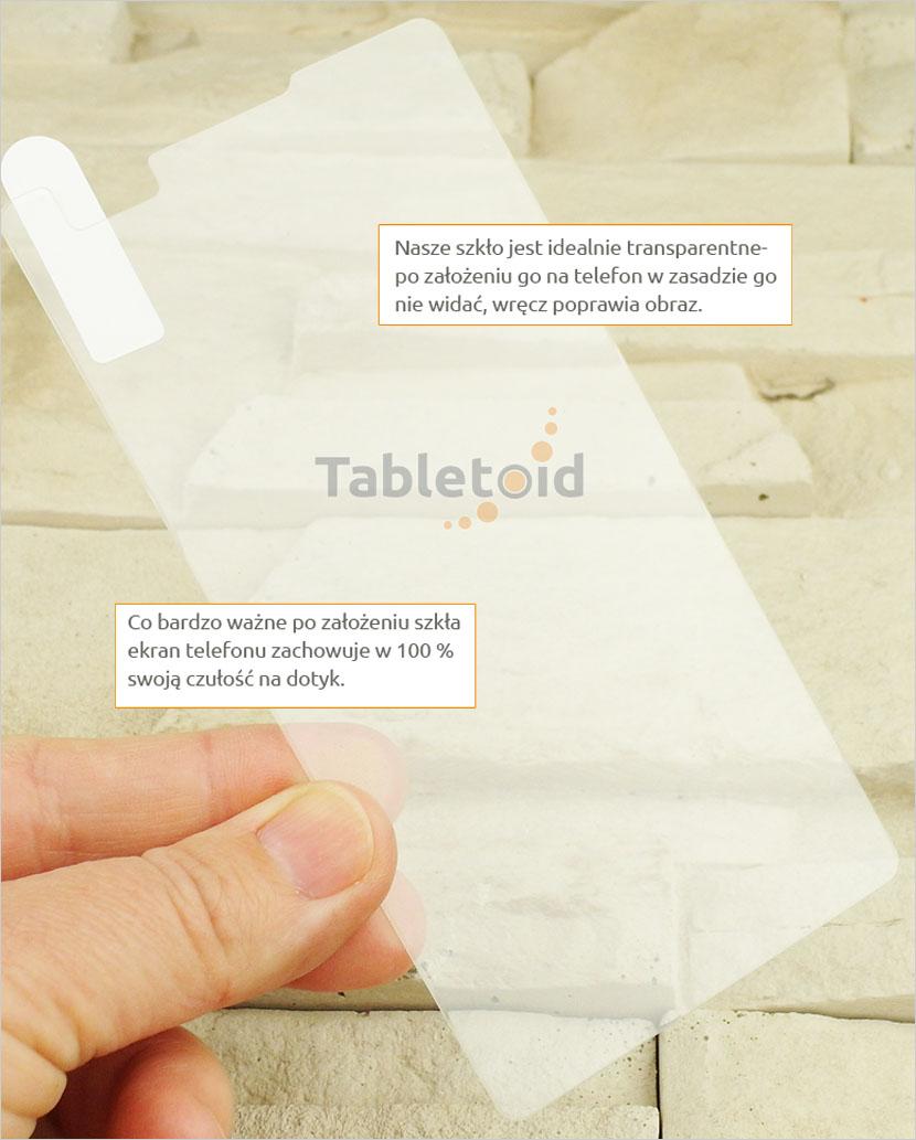 Szkło hartowane na telefon LG X Skin