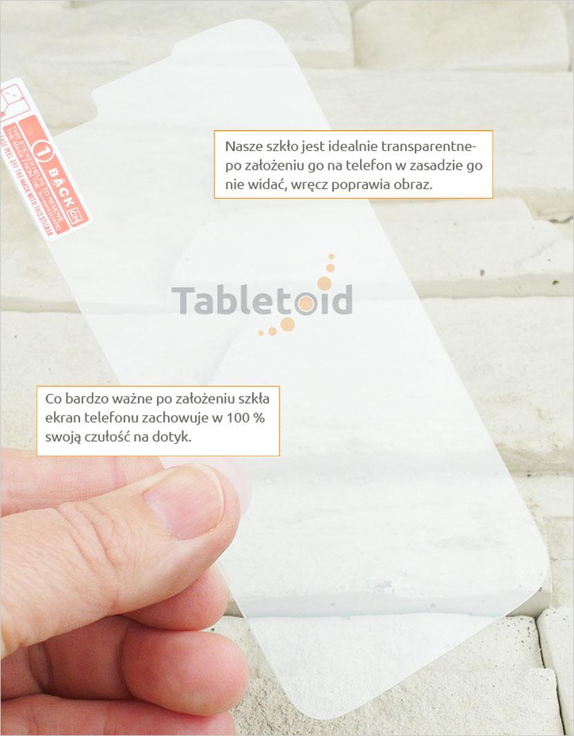 Szkło hartowane na telefon LG K3