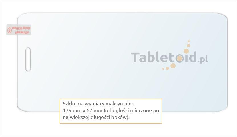 Szkło Lenovo Vibe c2