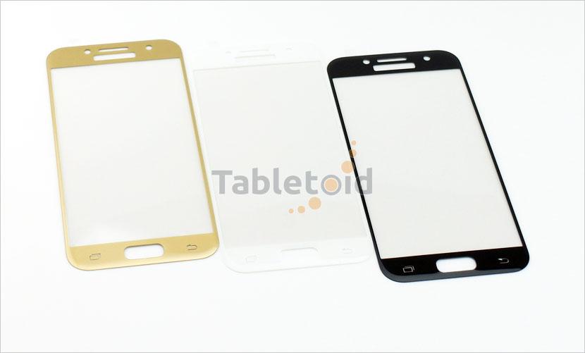 szkło ochronne na telefon Samsung Galaxy A3 2017