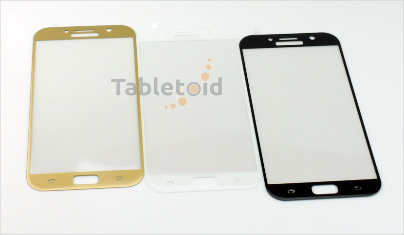szkło ochronne na telefon Samsung Galaxy A7 2017