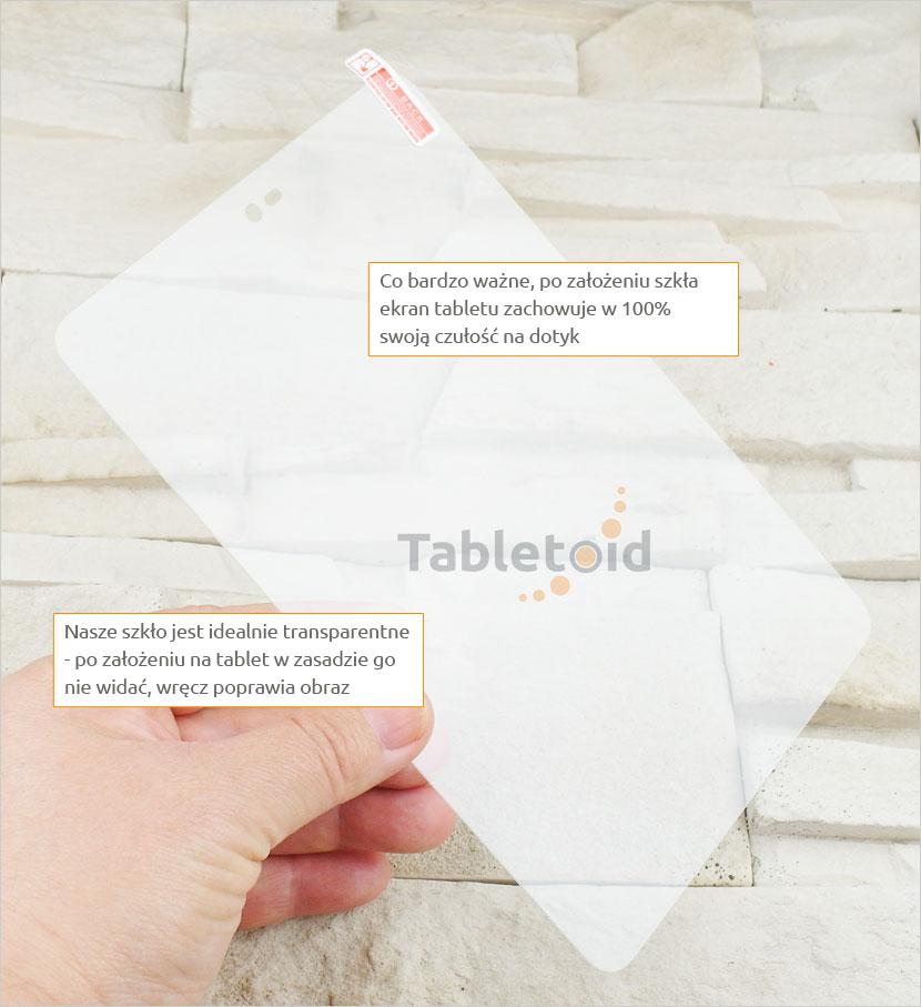 Szkło hartowane w ręku  Xiaomi MiPAD 3
