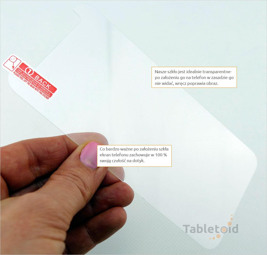 Zawartość ze szkłem LG X Power 2