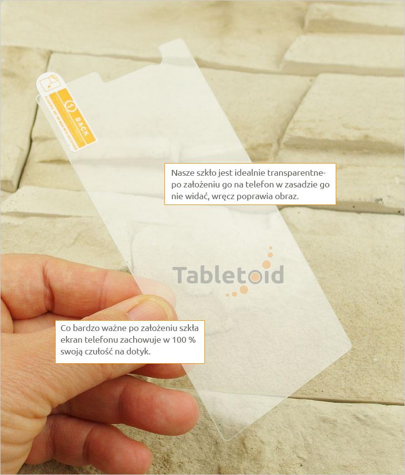 Szkło hartowane na telefon Nokia 3