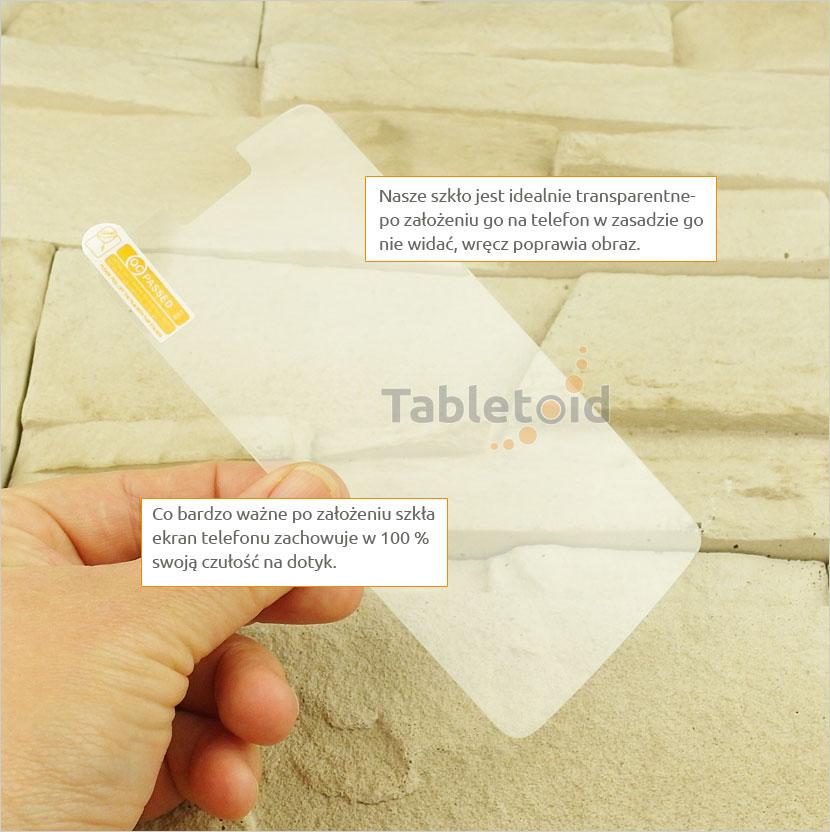 Szkło hartowane na telefon Motorola MOTO C