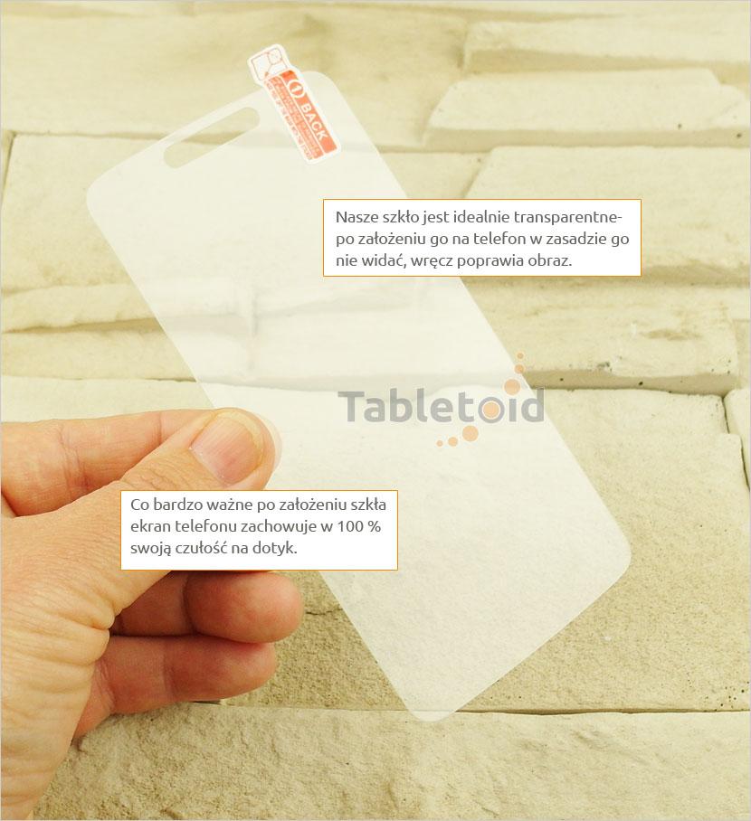 Szkło hartowane na telefon Motorola MOTO C PLUS