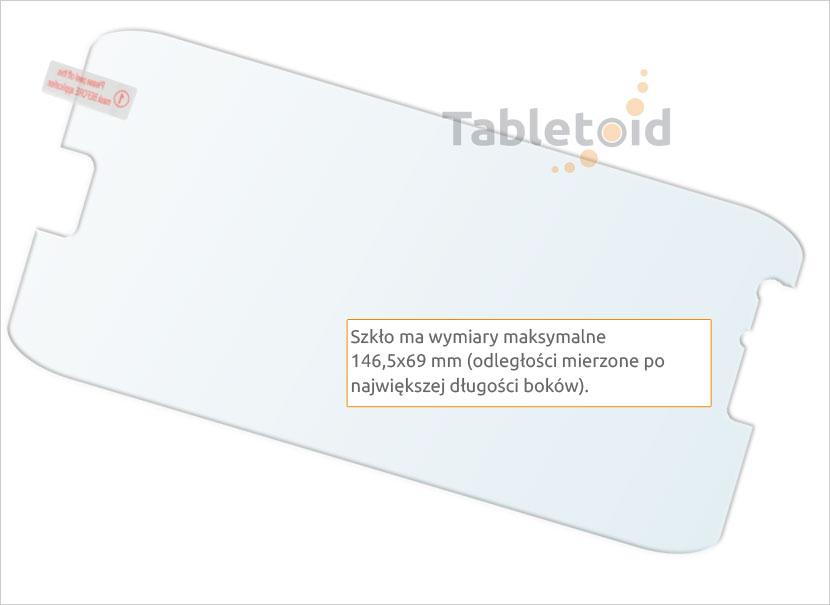 Szkło chroniące telefon HTC U11