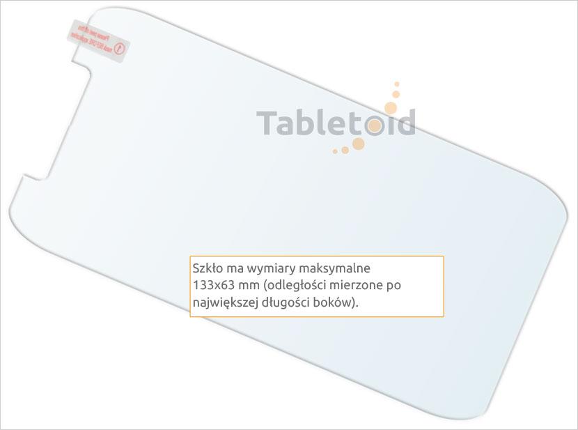Szkło chroniące telefon Asus LIVE ZB501KL