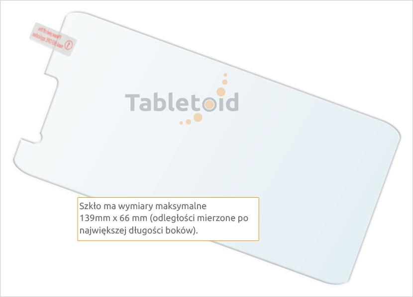 Ochrona szkła ZTE A520