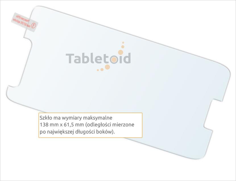 Ochrona szkła Alcatel A3