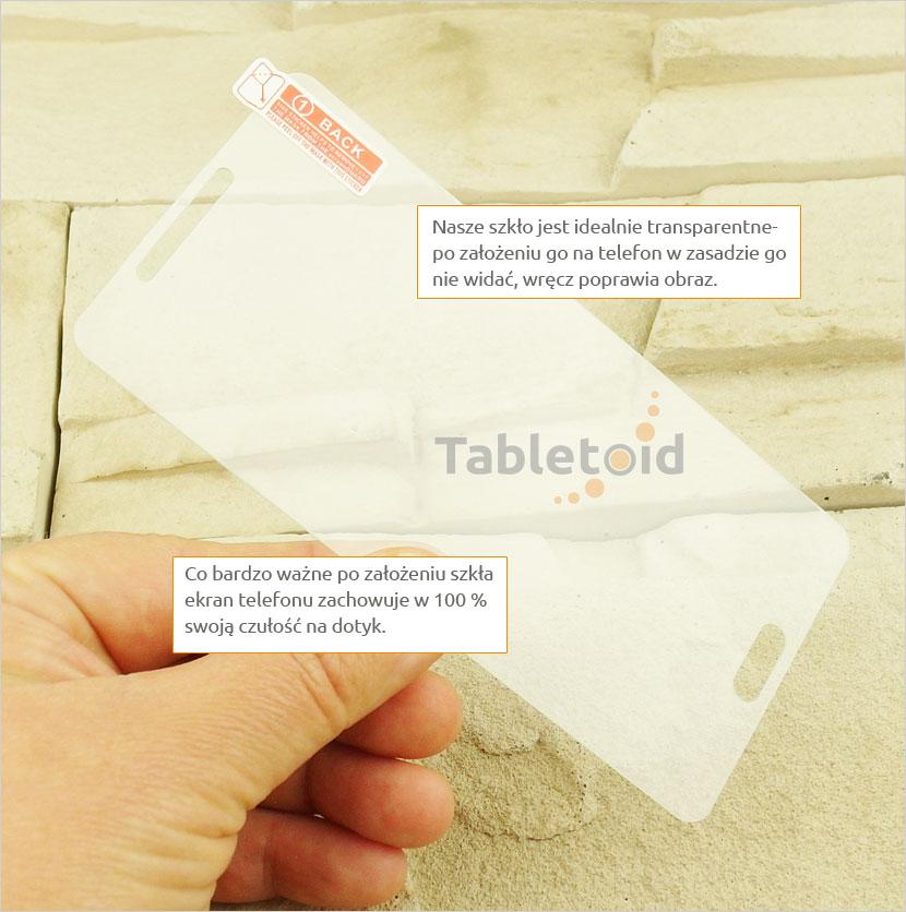 Szkło hartowane na telefon Alcatel A5 LED