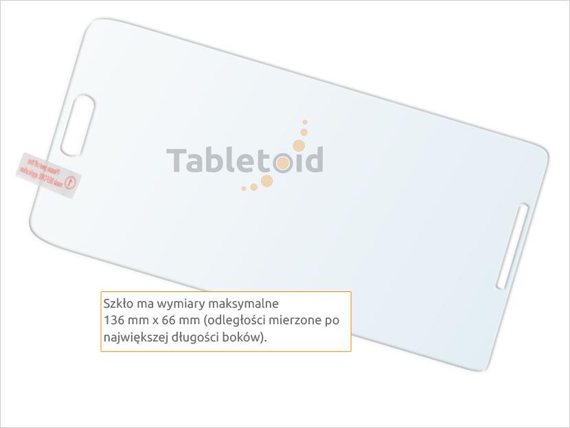 Ochrona szkła Alcatel A5 LED