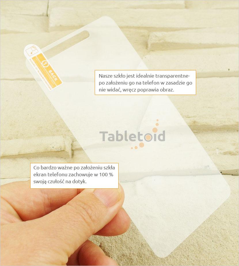 Szkło hartowane na telefon Huawei Y5