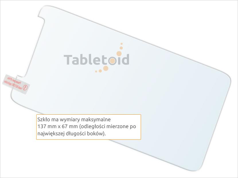 Ochrona szkła Huawei Y3