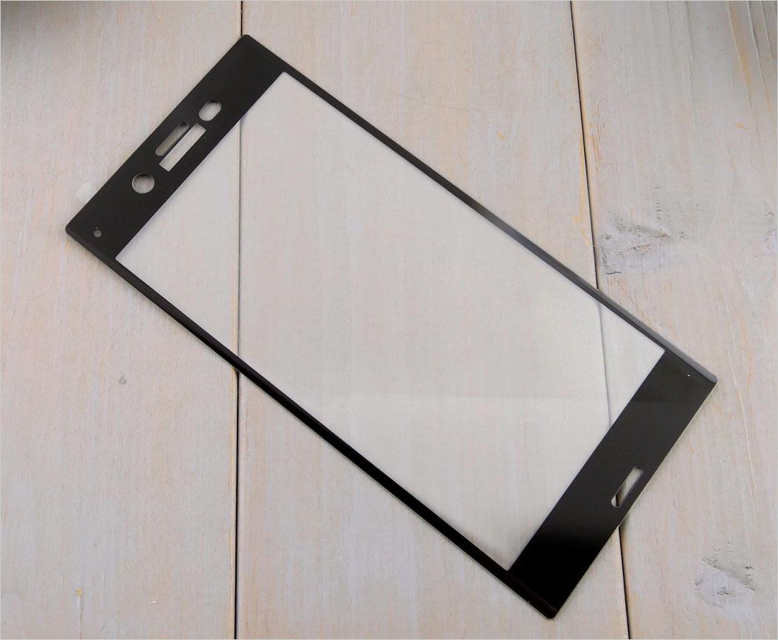 Szkła hartowane zaokrąglone do telefonów Sony Xperia XZs G8231