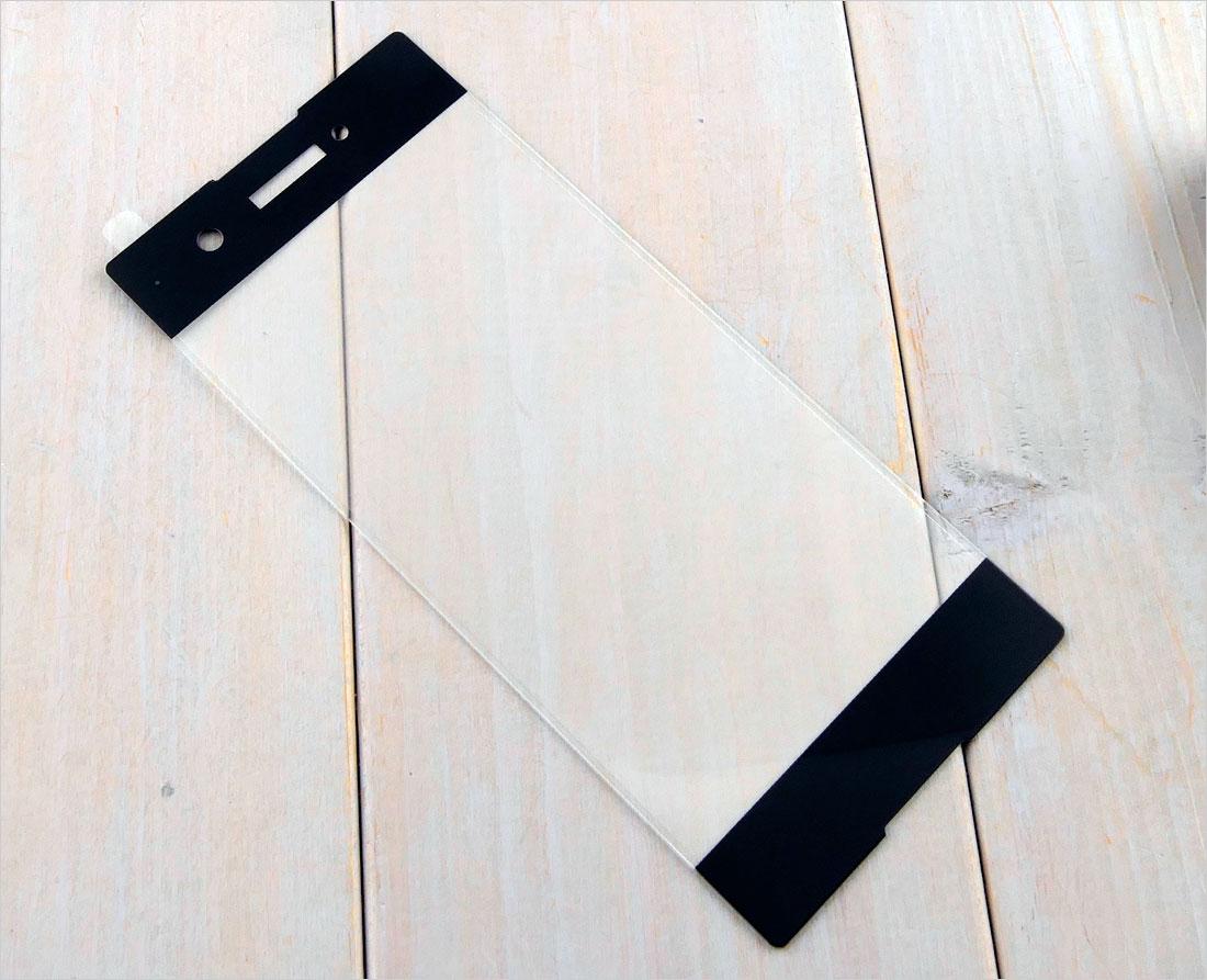 Szkła hartowane zaokrąglone do telefonów Sony XA1