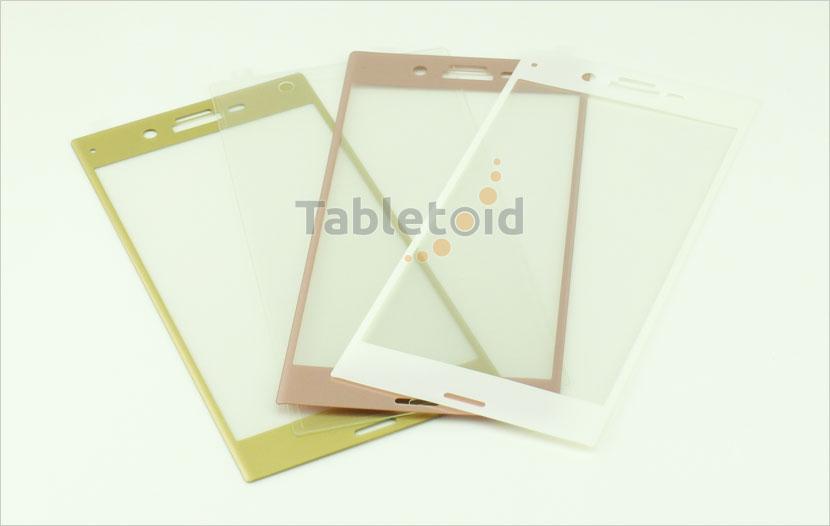 Szkła hartowane zaokrąglone do telefonów Sony Xperia XZ F8331