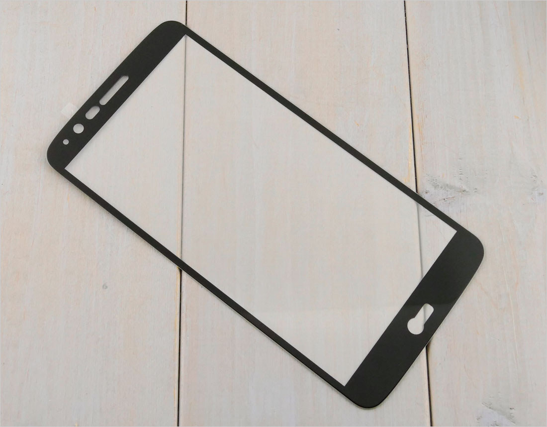 Zaokrąglone szkło hartowane 3D do telefonu LG Stylo 3
