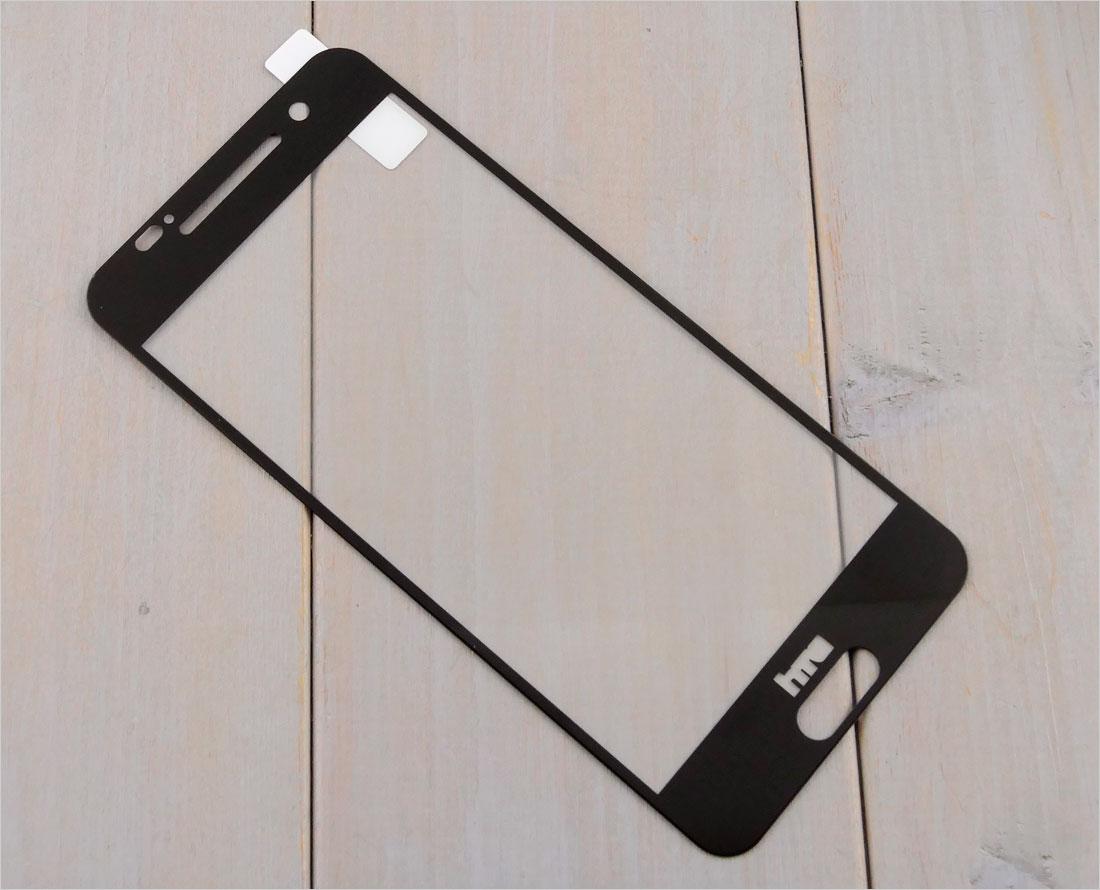 zaokrąglone szło hartowane na telefon HTC One A9