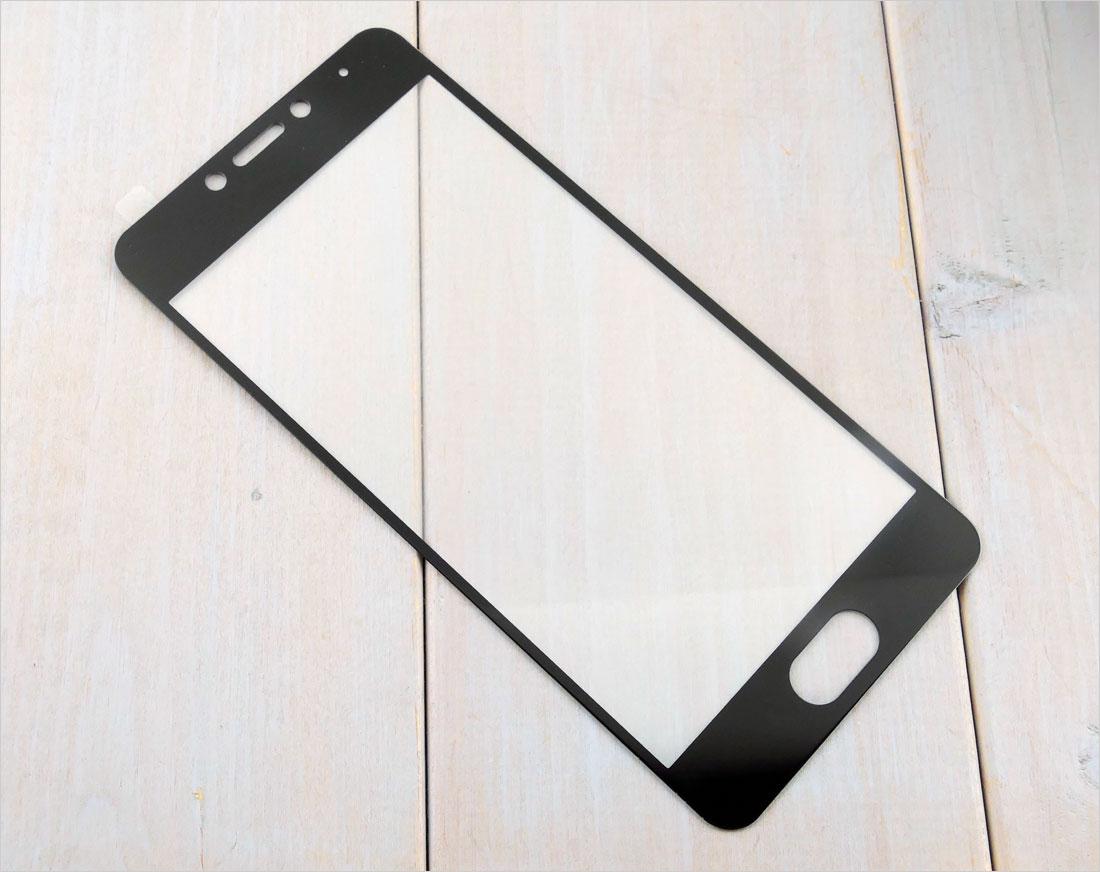 zaokrąglone szło hartowane na telefon Meizu Noblue A5