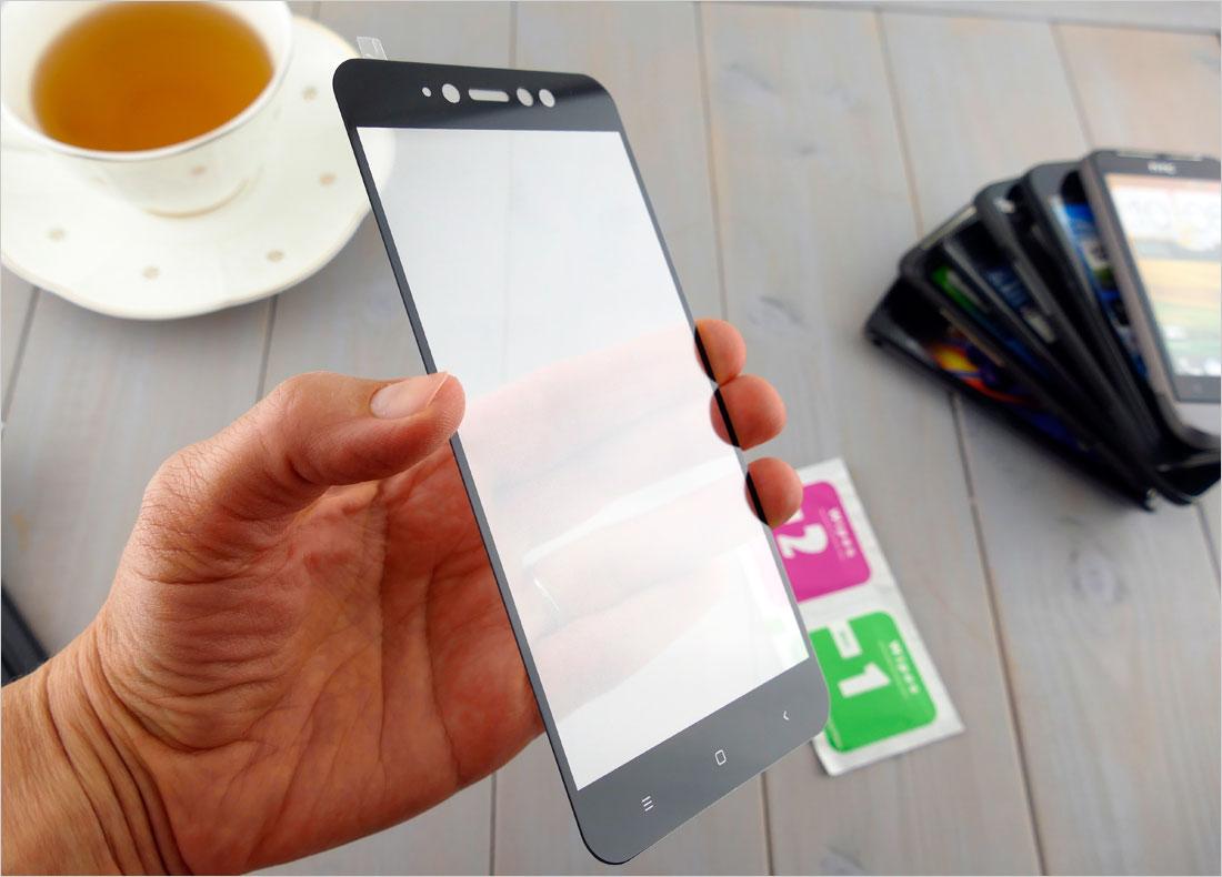 Szkło hartowane na telefon dotykowy Xiaomi Redmi  Y1