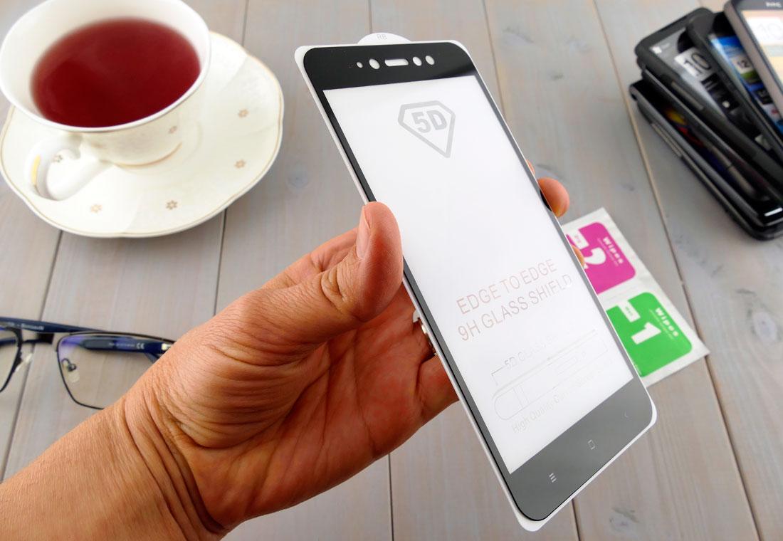 Szkło hartowane na telefon dotykowy Xiaomi Redmi  Y1 lite