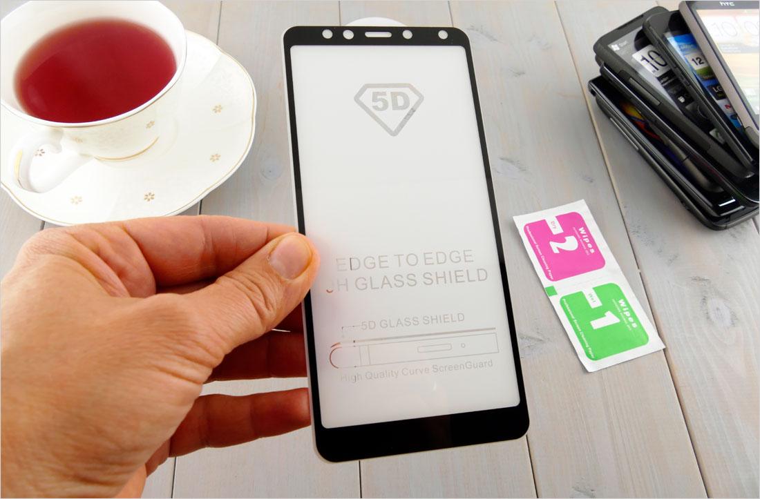 Szkło hartowane na telefon dotykowy Xiaomi Redmi 5