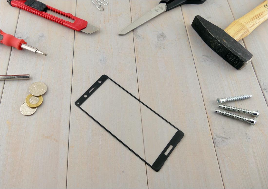 szkło na telefon sony xperia xz2 compact