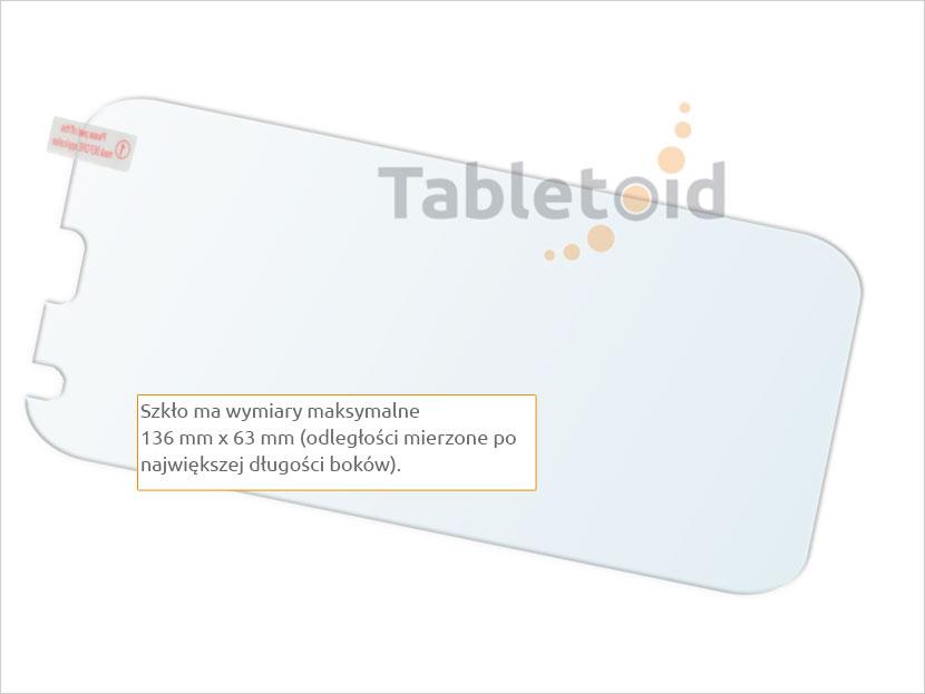 Zawartość ze szkłem ZTE S6