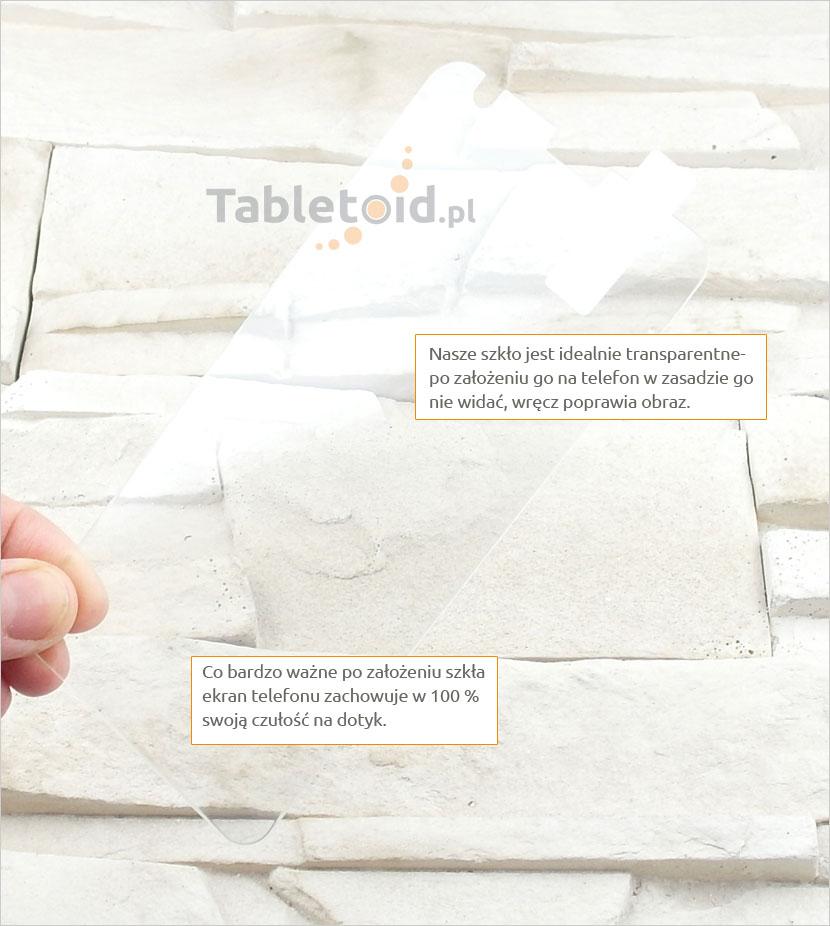 Szkło hartowane dedykowane na telefon ZTE S6