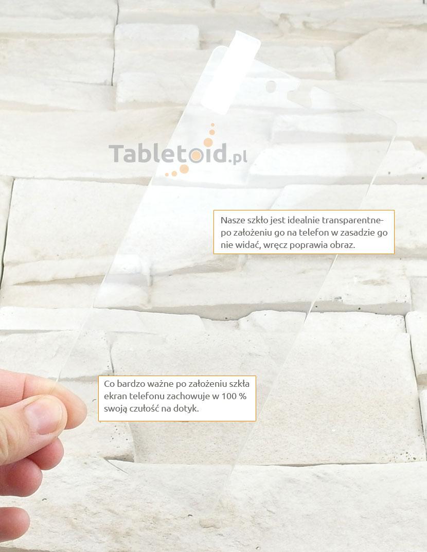 Szkło hartowane dedykowane na telefon ZTE Nubia Z9 Max