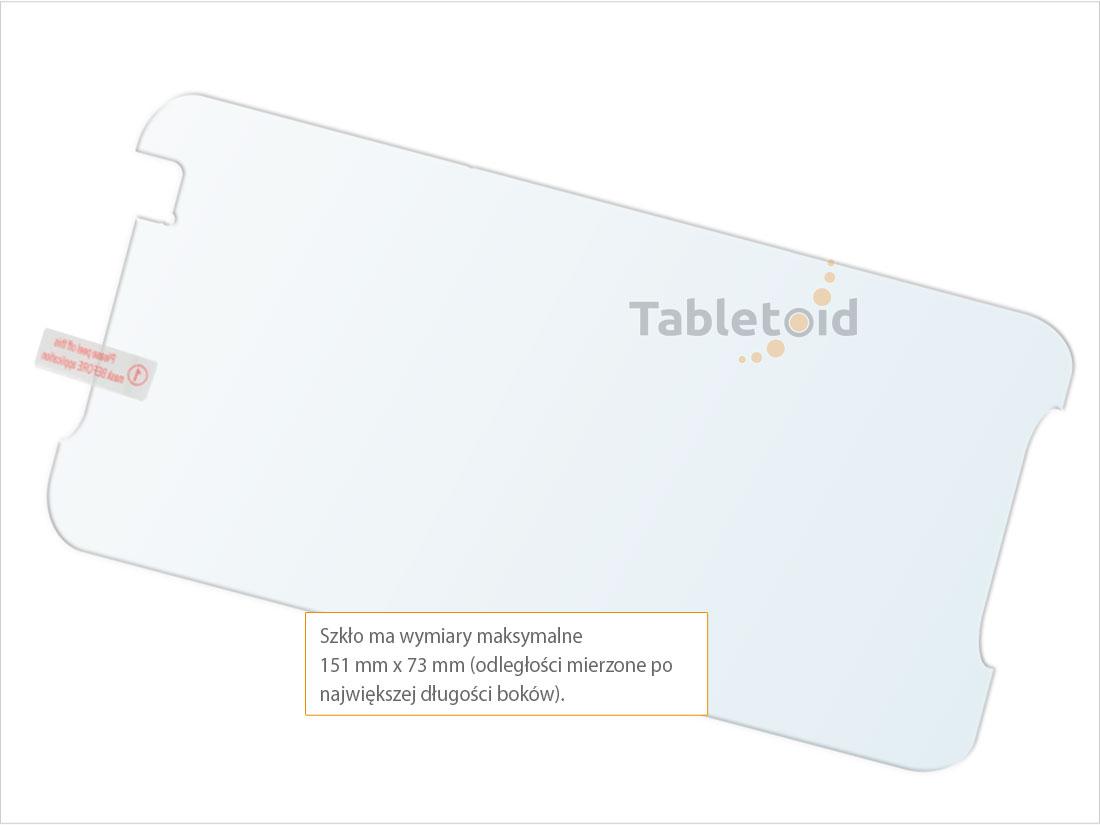 Zawartość ze szkłem HTC DESIRE 830