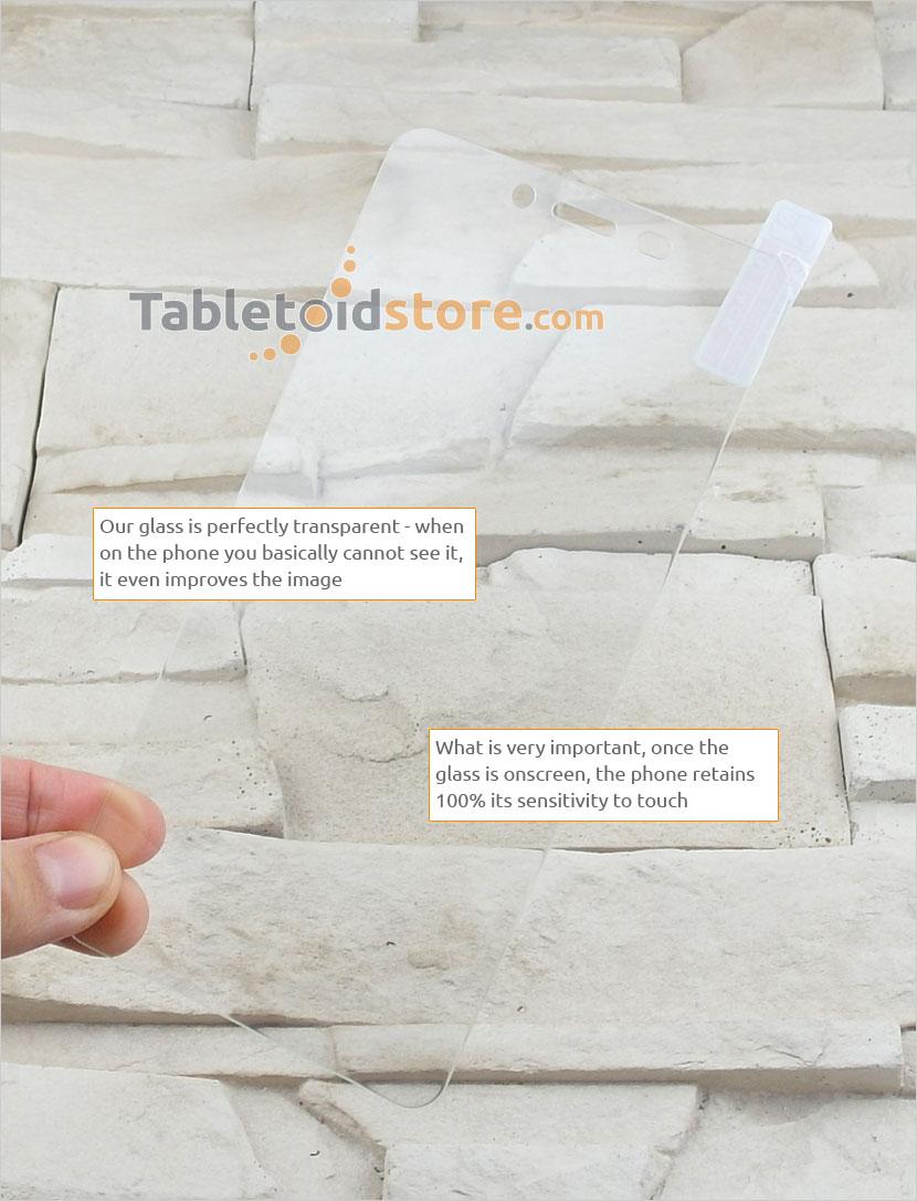 Tempered glass Xiaomi Redmi Note 2 phone