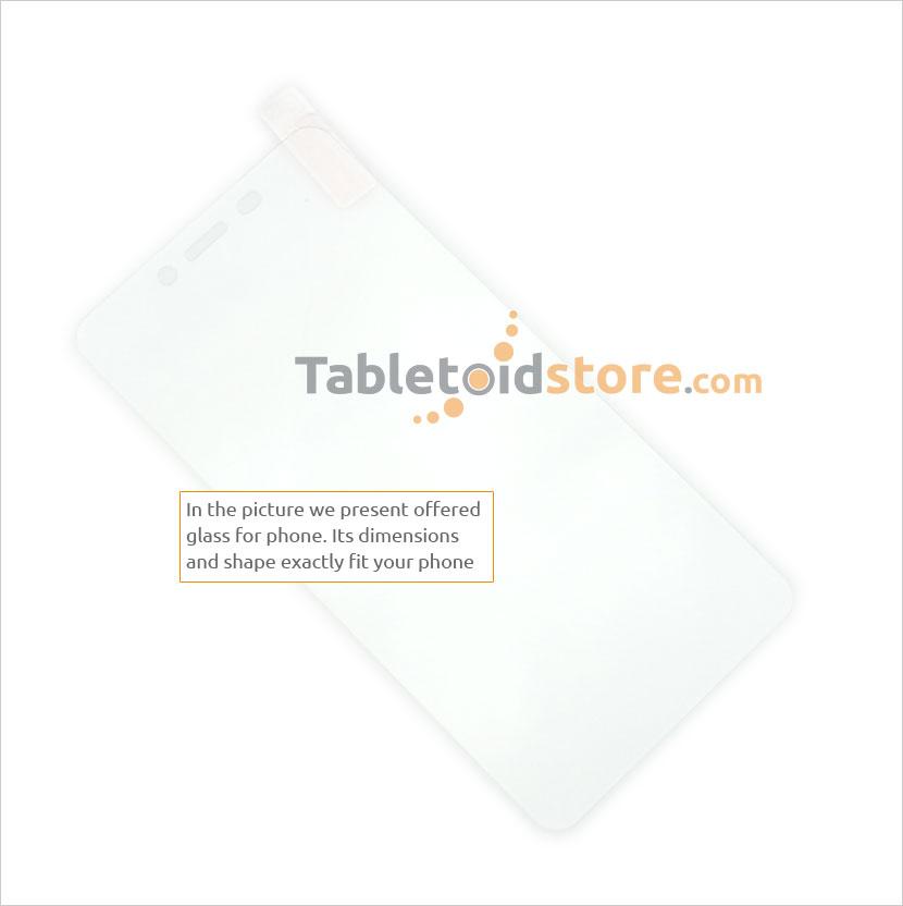 Screen guard, film, protective, 9H Xiaomi Redmi Note 2 phone