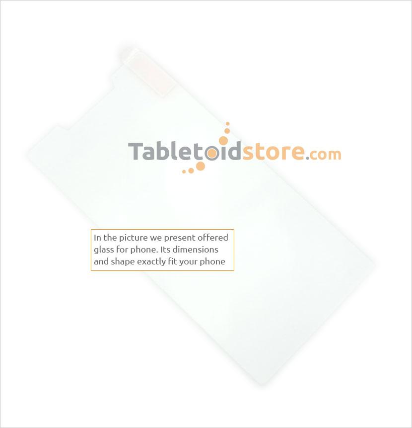 Screen guard, film, protective, 9H Xiaomi Redmi Note phone