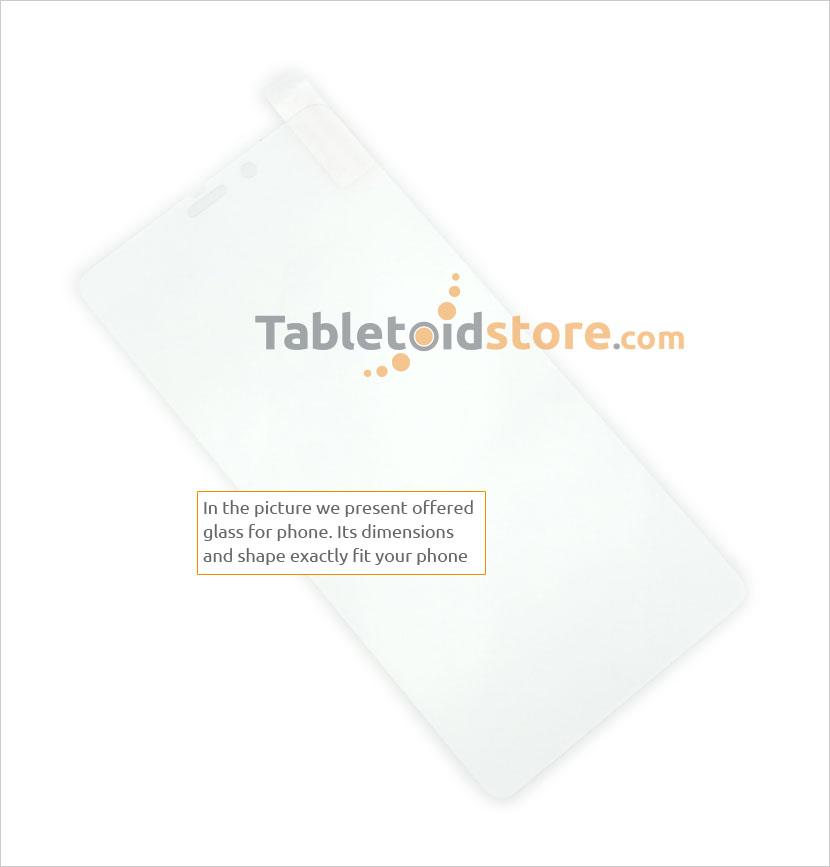 Screen guard, film, protective, 9H Xiaomi Note phone