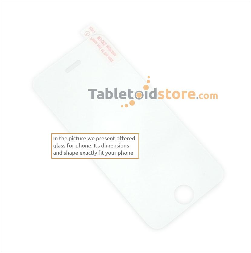 Screen guard, film, protective, 9H Apple iPhone 5, 5s, 5c  phone