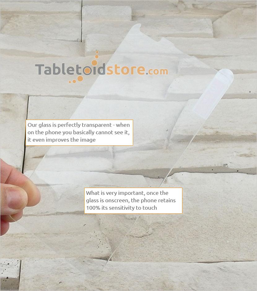 Tempered glass Microsoft Lumia 540 phone