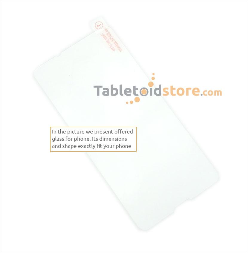 Screen guard, film, protective, 9H Microsoft Lumia 550 phone