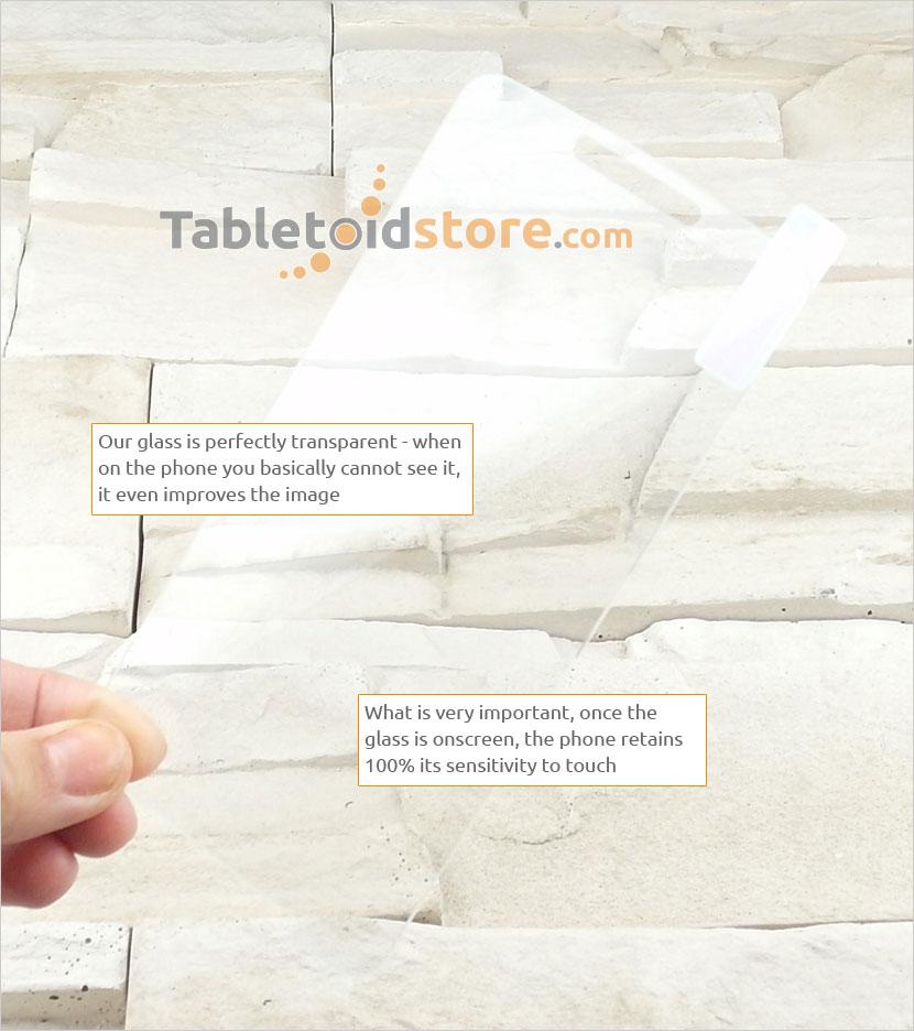 Tempered glass Motorola Moto X Play phone