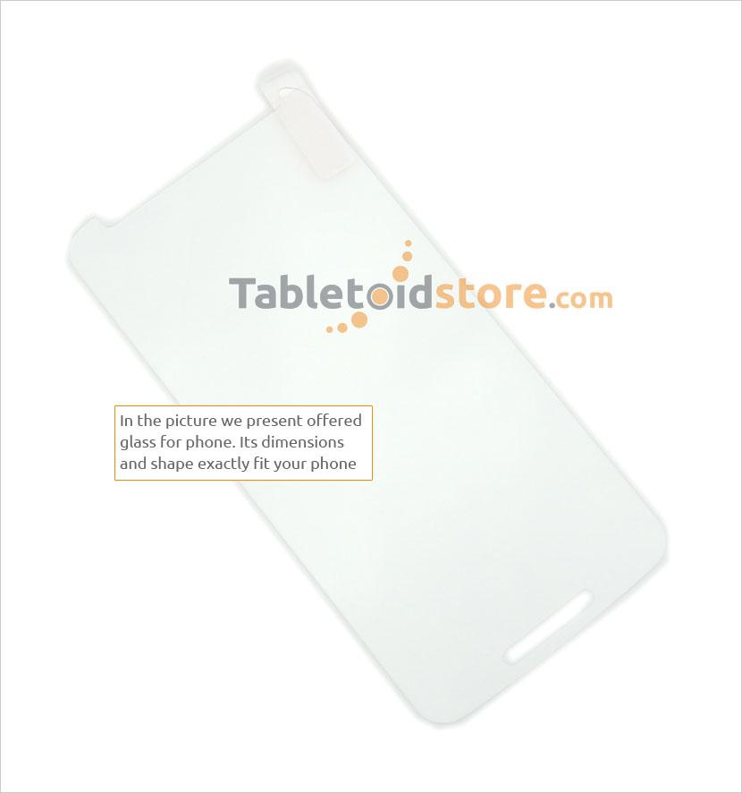Screen guard, film, protective, 9H Motorola Moto X3 phone