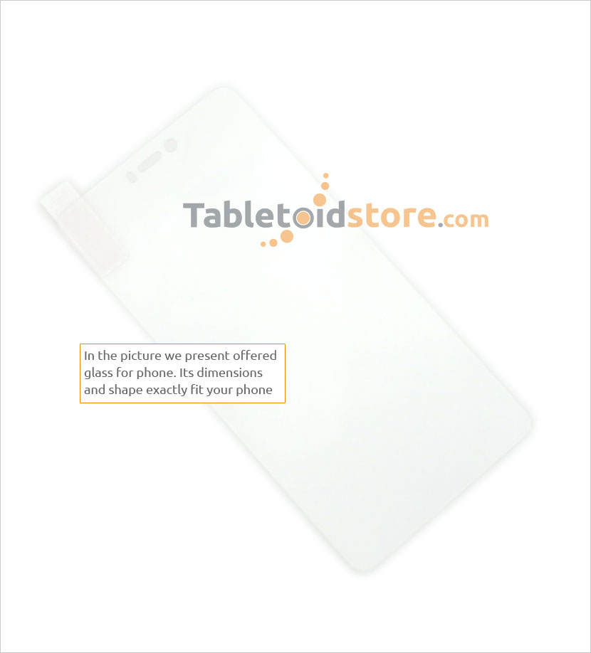 Screen guard, film, protective, 9H Xiaomi Mi 4s phone