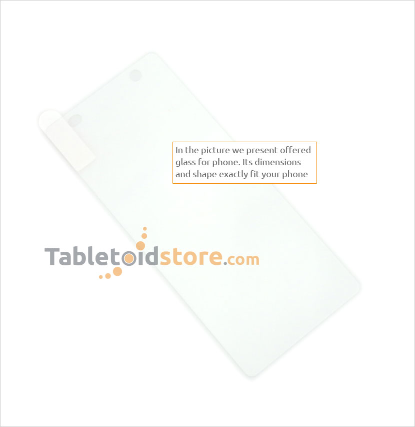 Screen guard, film, protective, 9H Sony Xperia XA phone