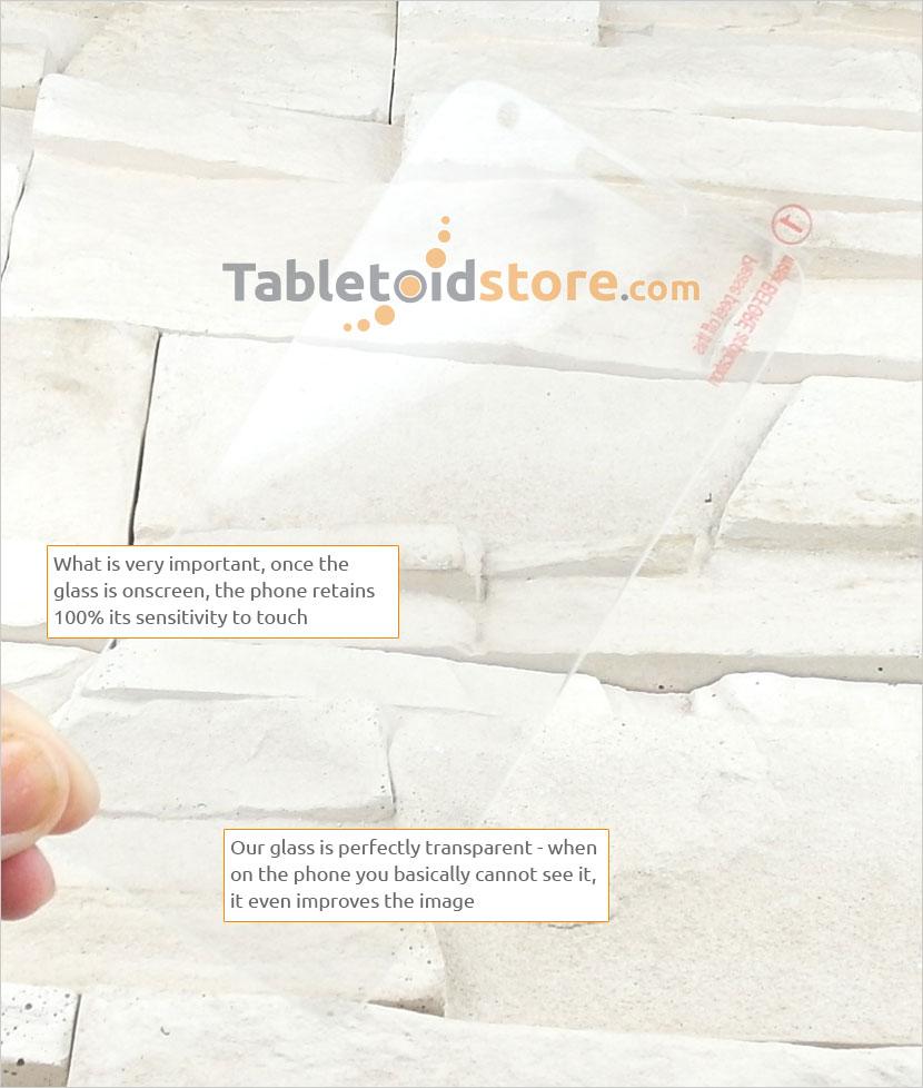 Tempered glass Alcatel Pixi 3 5.5 phone