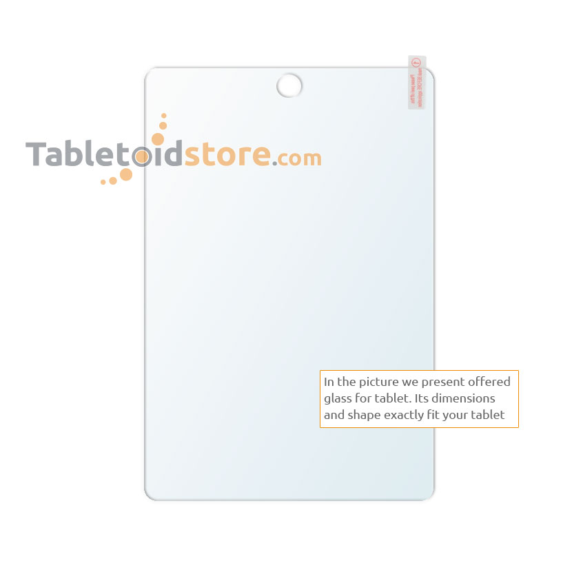 Screen guard, film, protective, 9H Colorovo City Tab Vision 7,85 tablet